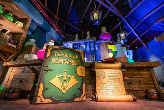 """蓝精灵主题乐园,专""""鼠""""于你的奇幻之旅"""